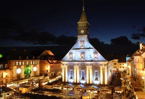 De Belangrijkste Kerstmarkten Van 2016 In Frankrijk Salle De