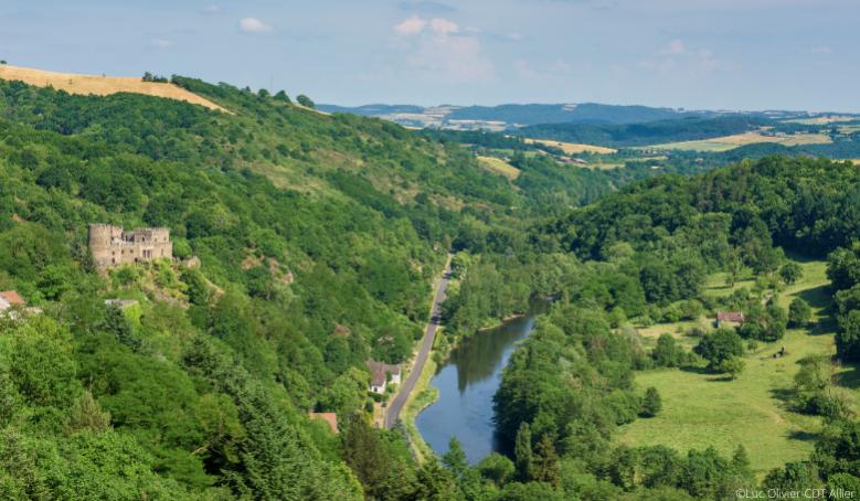 5 niet-alledaagse activiteiten om te ontdekken in de Allier deze zomer