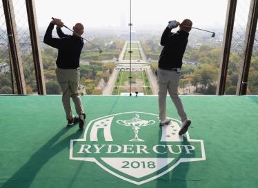 Ryder Cup France 2018